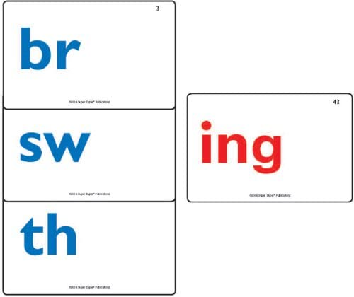 Word Families with Silly Sentences Fun Deck Flash Cards Super Duper Educational Learning Resource for Children