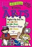 Kidoodlez: The Arts Clip Art CD