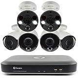 Swann SWDVK-855804B2FB-AU 6 Camera 8 Channel 4K Ultra HD DVR Security System 8 Channel 6 Camera 4K Ultra HD DVR Security…