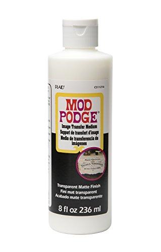 Mod Podge CS11216 Transfer Medium, 8 oz, Clear