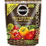 Miracle-Gro Organic Fruit & Vegetable Plant Food 1.5kg