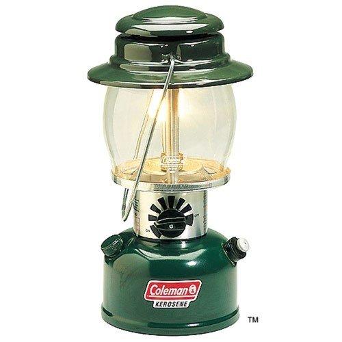 Best Camping Lanterns Outdoor Lights | 1-Mantle Kerosene Lantern Green 3000001138