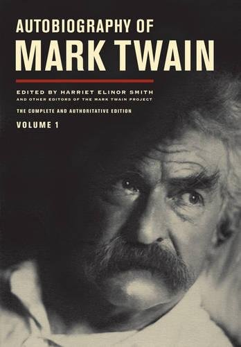 Autobiography of mark twain