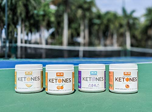 MCM Nutrition – Exogenous Ketones Supplement & BHB - Boosts Energy & Suppresses Appetite - Instant Keto Mix That Puts You into Ketosis Quick & Boosts The Keto Diet (Orange - 15 Servings) 10