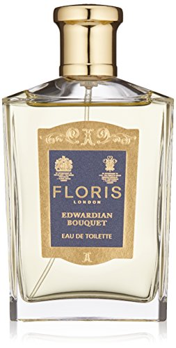 Floris Eau de Toilette Spray, Edwardian Bouquet, 3.4 Ounce