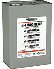 MG Chemicals 433C-4L D-Limonene Industrial Strength, 3.78 L Metal Container, Clear