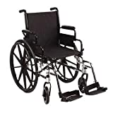 """Sammsons Preston 9000 SL Wheelchair, 18"""" W x 16"""""""