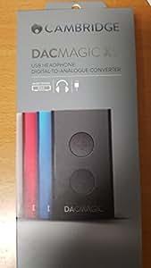 Cambridge Audio DacMagic XS - amplificadores para audífonos (150000W, 0,004%, 103 Db, 3.5mm, 3 cm, 5,35 cm)
