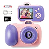 Best Digital Camera For Kids - beiens Digital Camera for Kids, Selfie Dual Cameras Review