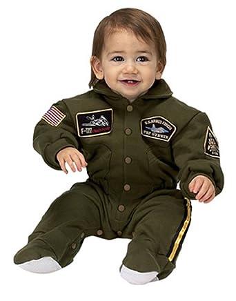 Amazon.com: JR. Traje de piloto de las Fuerzas Armadas ...
