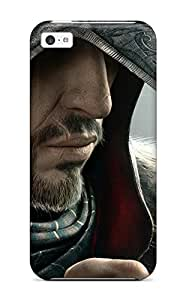 Iphone High Quality Tpu Case/ Assassin's Creed Revelations 2012 Case Cover For Iphone 5c 1066643K24848444