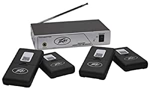 Assisted Listening System 72.1 MHz by Peavey