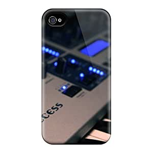 For CaroleSignorile Iphone Protective Cases, High Quality For Iphone 6 Electric Piano Skin Cases Covers