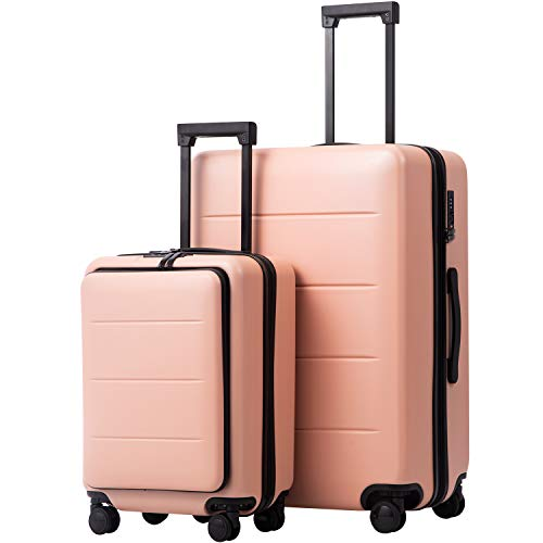 COOLIFE Luggage Suitcase Piece S...