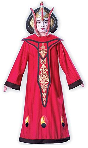 Star Wars Queen Amidala Childs Costume Large