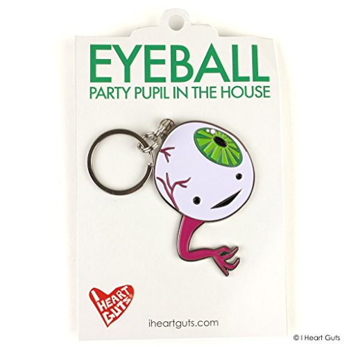 Eyeball Keychain Party Pupil in the House by I Heart Guts! Photo #2