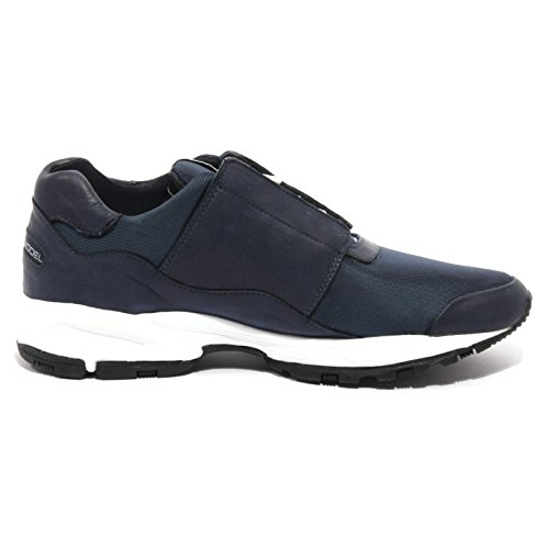 Royale Model Sneaker Shoe Uomo Men Blu B1311 Philippe qpxwz66