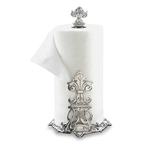 Baroque Sugar Spoon (Arthur Court Fleur-De-Lis Paper Towel Holder [Kitchen])