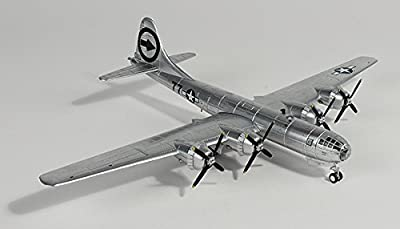 "B-29 Superfortress 1/144 Die Cast Model Bockscar, With ""Fatman"" 1/72 Scale Nuclear Bomb"