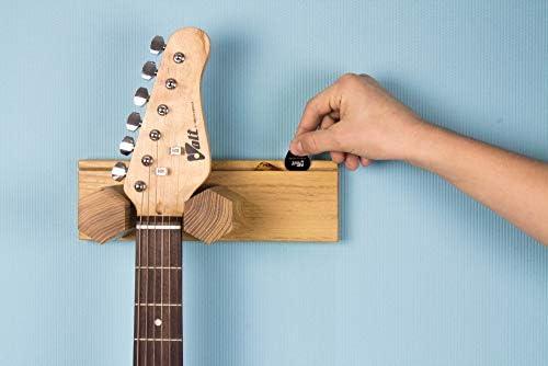 Soporte universal para guitarra, soporte de pared de madera para ...