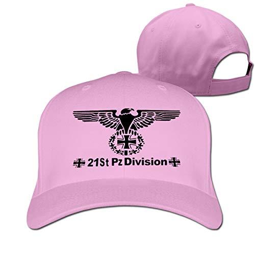 Spride Evil Limited Edition World War II German Military Standard Cross Totem Unisex Solid Color CapWalk Cap Hat Adjustable (Charlie Hat Adjustable Womens)
