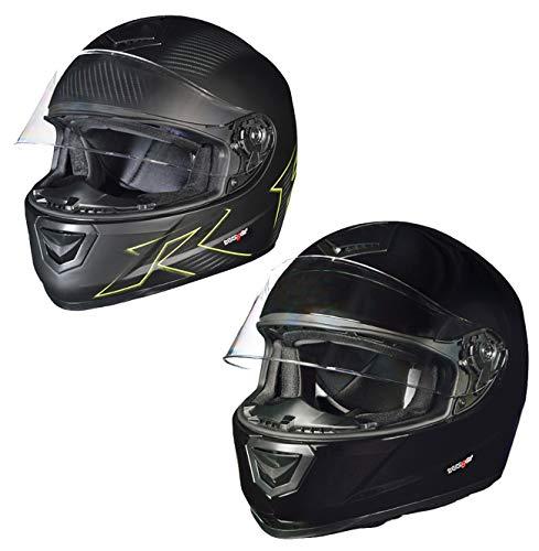 RT-720 Integralhelm Motorradhelm Motorrad Integral Roller Quad Helm Kinderhelm