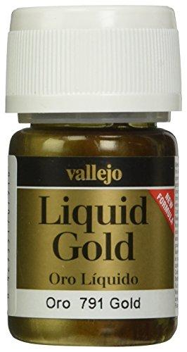 (Vallejo Gold Paint, 35ml)