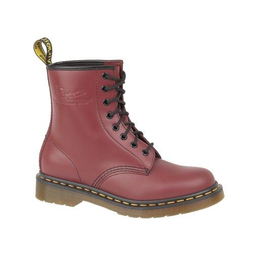 W Cerise Boots Femme 1460 Dr Martens Rouge Shimmer Uqwfx4Hg