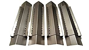 Amazon Com Set Of 4 Bbq Gas Grill Heat Plate Heat