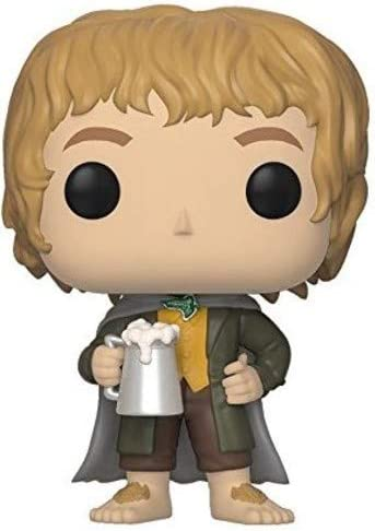 Funko Pop!- LOTR/Hobbit: Merry Brandybuck, Multicolor (13563): Amazon.es: Juguetes y juegos