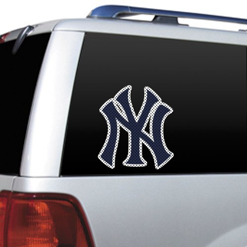 MLB New York Yankees Die Cut Window ()