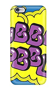 3048398K83391299 Iphone 6 Plus Case Cover Skin : Premium High Quality Bubble Bobble Case