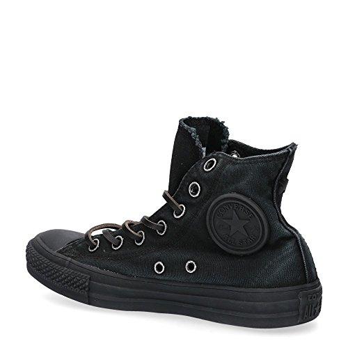 1c14fa47 Smoke Canvas Sneakers Ltd Hi Star All 36 Black Mono Converse Unisex n8Uq0w