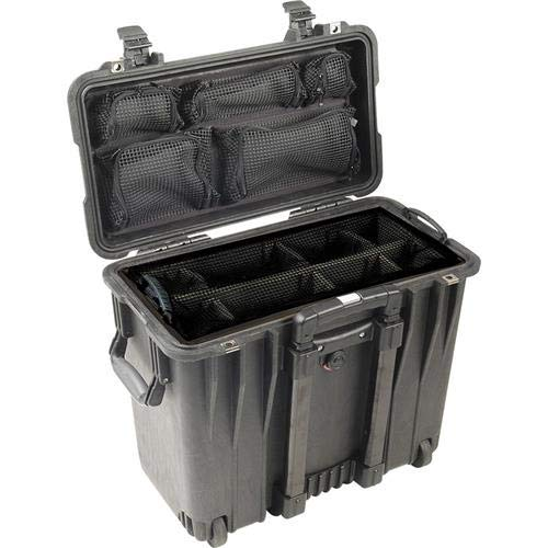 Pelican 1440 Case With Padded Divider and Lid Organizer