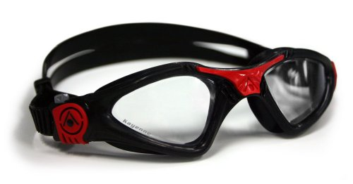 Aqua Sphere Kayenne Goggle With Low Profile Lens (Smaller Fit)