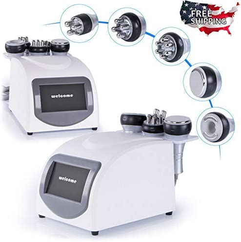 Multipolar Machine Weight Lost Fast Massager 5 in 1 Skin Care SPA Remove Fat