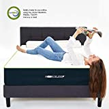 Acesleep Mattress Twin Size - Premium Cool Gel Memory Foam Mattress 12 inch - Medium Firm - Sleep Cooler and Non Toxic Foam with CertiPUR-US Certified - 120 Day Free Return - 15 Year Warranty
