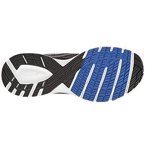 Brooks Men's Launch 4 Black/Anthracite/Electric Blue 10.5 D US