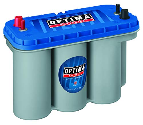 Optima Batteries 8052-161 D31M BlueTop Starting and Deep Cycle Battery