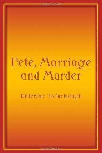 Fete, Marriage and Murder pdf