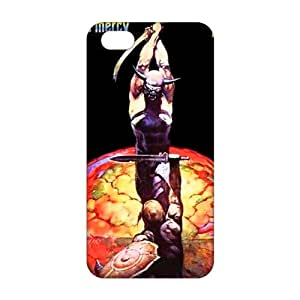 Angle-Store expect no mercy 3D Phone Case for iPhone 5s