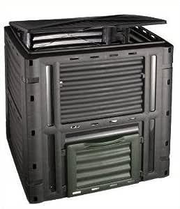 450 litros térmica compostador - Compost Contenedor: Amazon ...