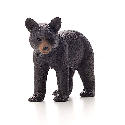 (MOJO Black Bear Cub Toy)