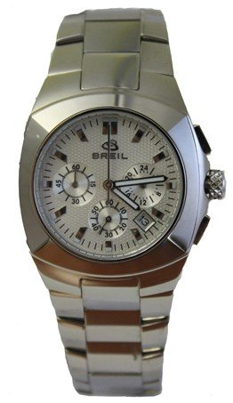 Breil Woman Watch-Steel- Silver Sphere