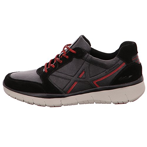 Mephisto Allrounder by Women's P2005331 Trainers Black NJWE7SCb