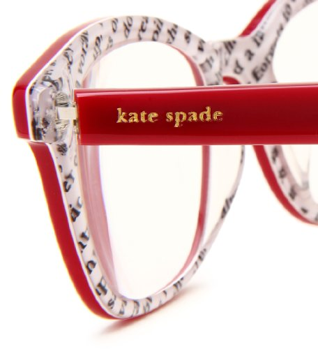 2f1aead6269 Kate Spade Women s Rebec Cat Eye Reading Glasses