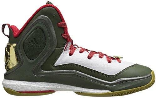 14 US Green D Shoe Dark Base Performance Boost Rose adidas M Men's 5 Basketball qvPc1wHaO