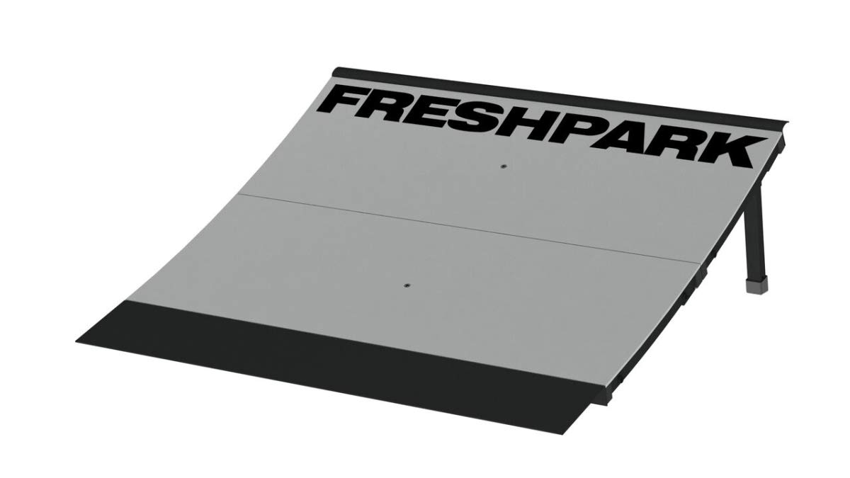 FreshPark Professional BMX and Skateboarding Wedge Ramp