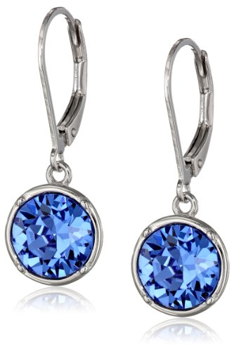 Sterling Swarovski Elements Crystal Earrings