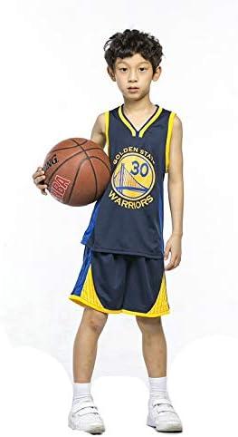 Ropa de Baloncesto para niños: Traje de Baloncesto de Verano ...